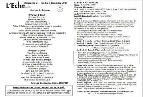 Echo du dimanche 24-12.JPG